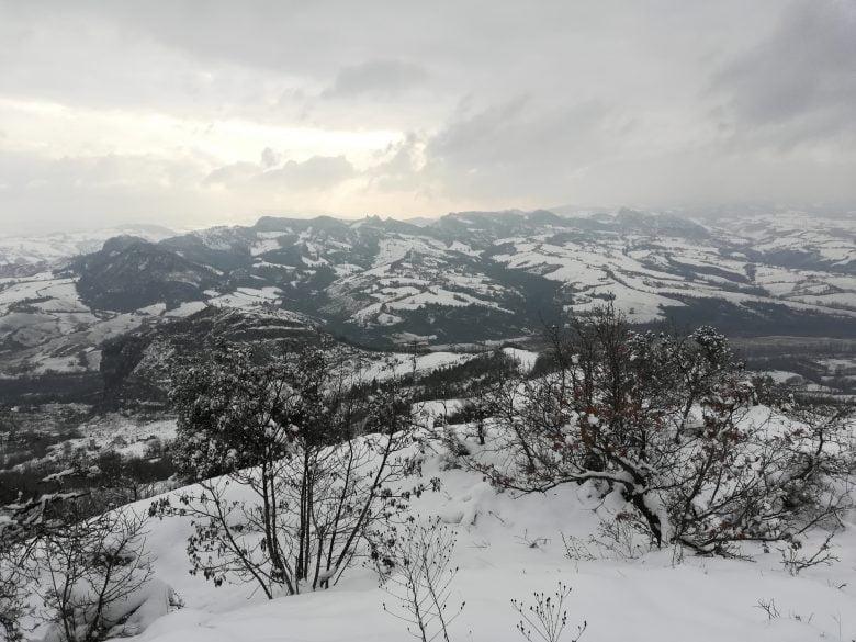 Trekking Monti Tausani